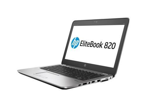 Ноутбук HP EliteBook 820 G3 i7-6500U V1B11EA серебряный, вид 3