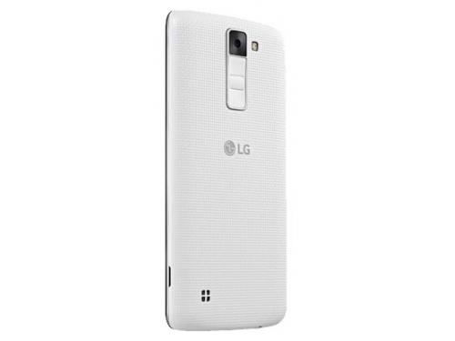 Смартфон LG K8 K350E, белый, вид 2