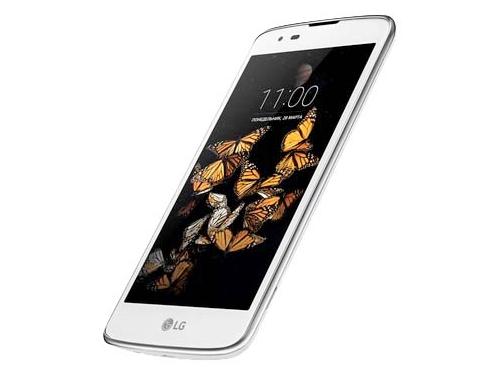 Смартфон LG K8 K350E, белый, вид 3