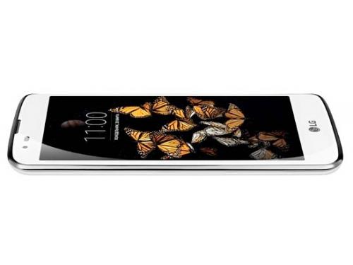 Смартфон LG K8 K350E, белый, вид 4