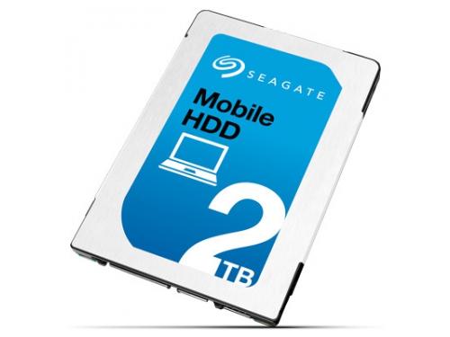 Жесткий диск Seagate ST2000LM007, 2000 Gb, 2.5'', 5400rpm, 7 мм, вид 1