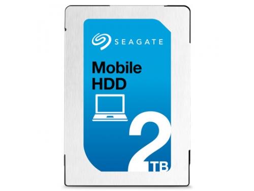 Жесткий диск Seagate ST2000LM007, 2000 Gb, 2.5'', 5400rpm, 7 мм, вид 2