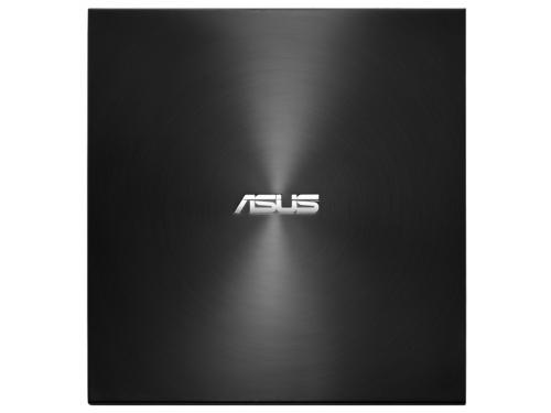 Оптический привод ASUS SDRW-08U7M-U, чёрный, вид 1