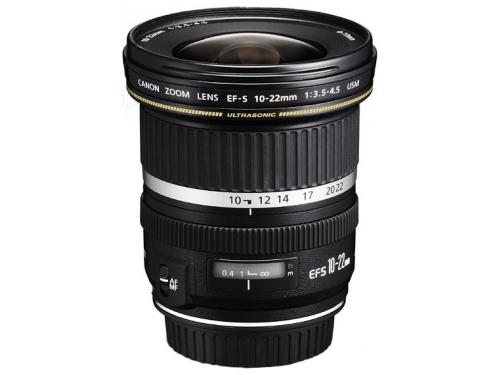Объектив для фото Canon EF-S 10-22mm f/3.5-4.5 USM (9518A007), вид 1
