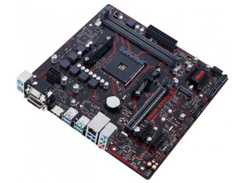 Материнская плата Asus PRIME B350M-E AMD mATX DDR4 DIMM Sata3 USB3.0, вид 3
