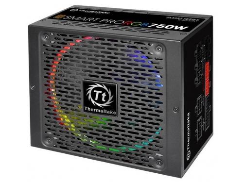 Блок питания Thermaltake Smart Pro RGB 750W 80Plus Bronze, вид 1