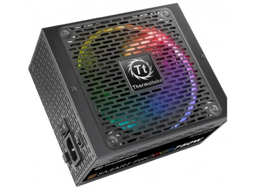 Блок питания Thermaltake Smart Pro RGB 750W 80Plus Bronze, вид 2