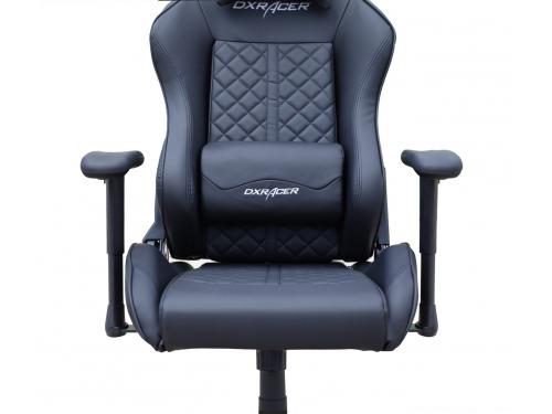 Игровое компьютерное кресло DXRACER OH/DF73/N, черный, вид 7