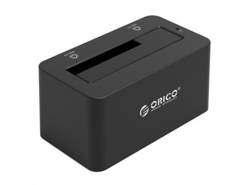 Корпус для жесткого диска Orico 6619SUS3-BK, черный, вид 1