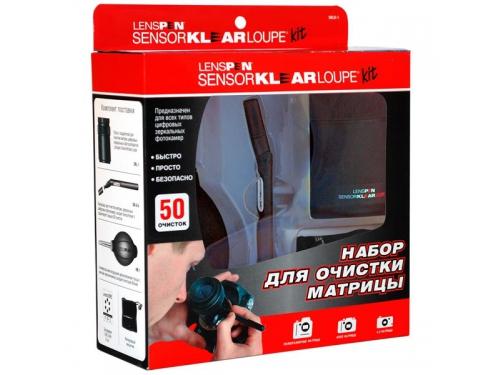 Чистящий набор для фототехники Lenspen SensorKlear Loupe Kit (SKLK-1) для чистки матриц, вид 1