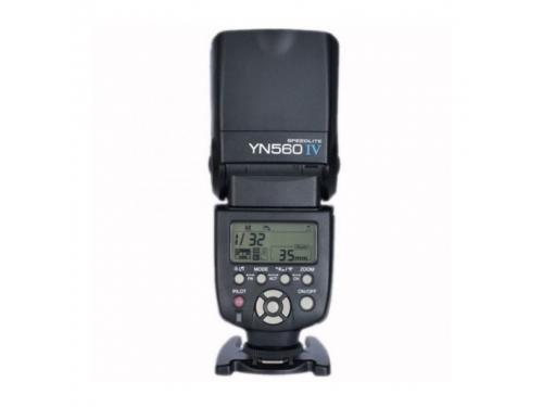 ����������� ������� YongNuo Speedlite YN-560IV � ���������� ����������. ��� Canon, Nikon, Pentax, Olympus, Sony, ��� 2