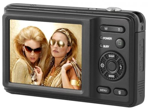 Цифровой фотоаппарат Rekam iLook S955i, черный, вид 2