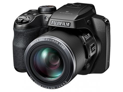 Цифровой фотоаппарат FujiFilm FinePix S9800, черный, вид 1