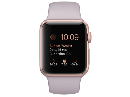 ����� ���� Apple Watch Sport 38mm with Sport Band ����������, ��� 2