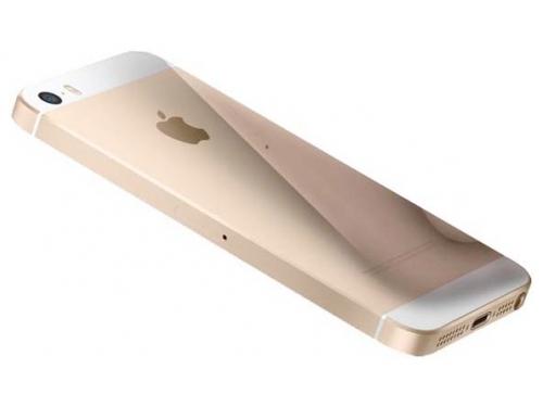 Смартфон Apple iPhone SE 16GB, золотистый, вид 3