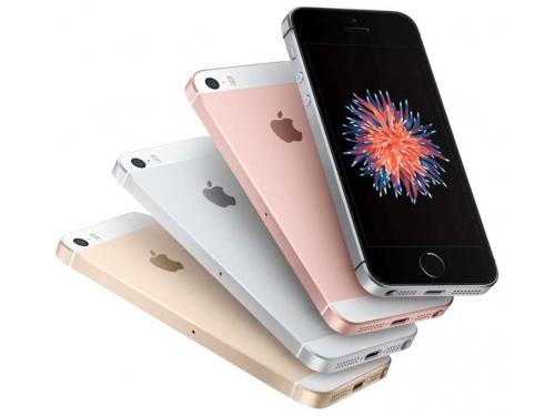 Смартфон Apple iPhone SE 16GB, золотистый, вид 4