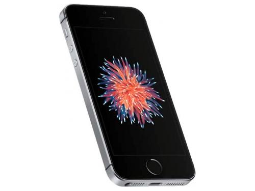 Смартфон Apple iPhone SE 16GB, космический серый, вид 3