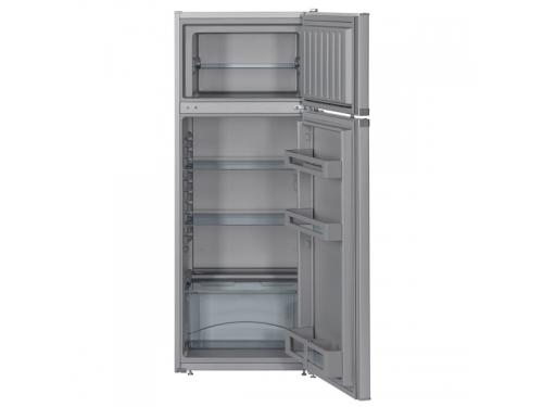 Холодильник Liebherr CTPsl 2541-20, серебристый, вид 3
