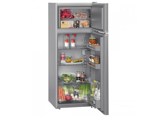 Холодильник Liebherr CTPsl 2541-20, серебристый, вид 4