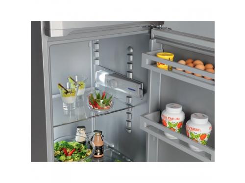Холодильник Liebherr CTPsl 2541-20, серебристый, вид 8