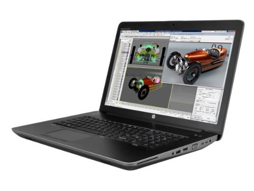 Ноутбук HP ZBook 17.3 LED , вид 3