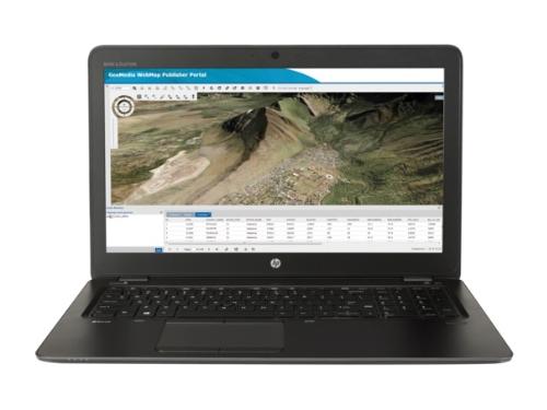 Ноутбук HP ZBook 15u G3 , вид 1