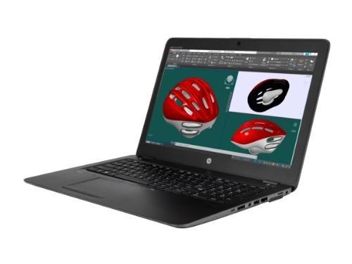 Ноутбук HP ZBook 15u G3 , вид 3