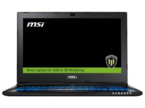 Ноутбук MSI WS60 6QJ , вид 1