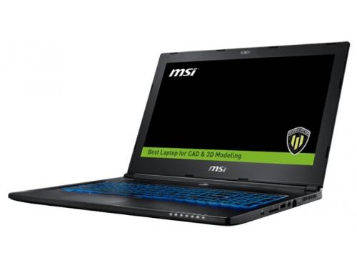 Ноутбук MSI WS60 6QJ , вид 2