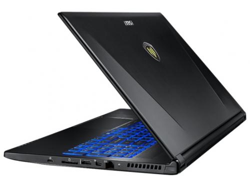 Ноутбук MSI WS60 6QJ , вид 5