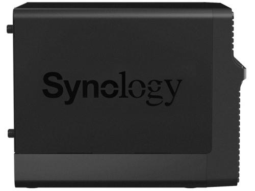Сетевой накопитель Synology (DS416J 4BAY), вид 4