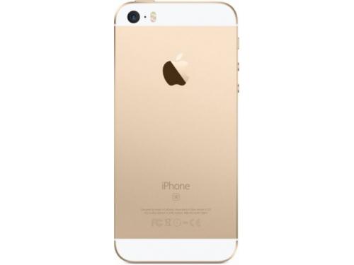 Смартфон Apple iPhone SE 64GB, золотистый, вид 3