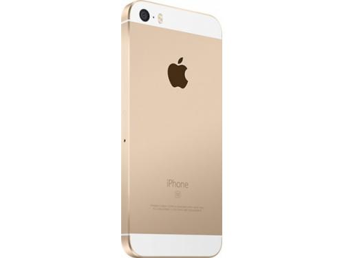 Смартфон Apple iPhone SE 64GB, золотистый, вид 2