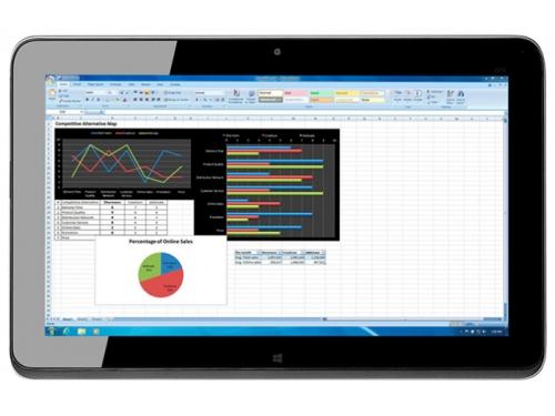 Планшет HP Tablet 1011 128Gb, вид 5