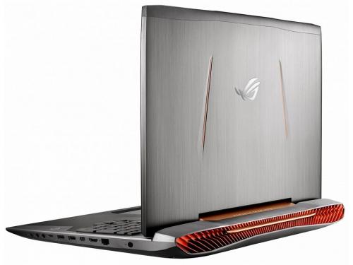 Ноутбук ASUS ROG G752VY , вид 4