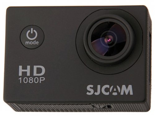Видеокамера SJCAM SJ4000, черная, вид 1