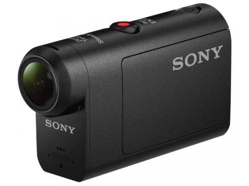 Видеокамера Экшн-камера Sony HDR-AS50, чёрная, вид 1