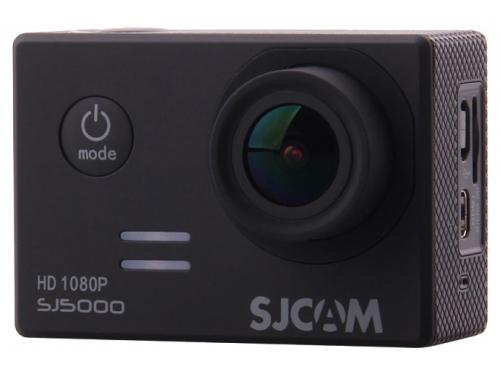 Видеокамера SJCAM SJ5000, черная, вид 1