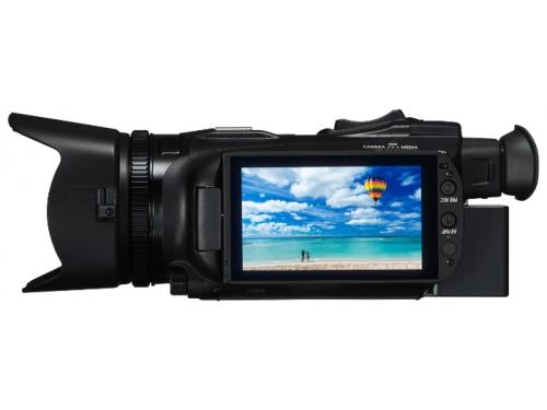 Видеокамера Canon Legria HF G40, черная, вид 4