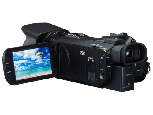 Видеокамера Canon Legria HF G40, черная, вид 5