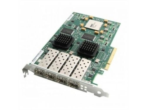 Контроллер Lenovo 8Gb FC 4 Port Host Interface Card (00MJ095), вид 1
