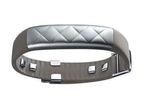 Фитнес-браслет Jawbone UP3, серебристый, вид 1