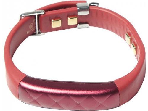 Фитнес-браслет Jawbone UP3, красный, вид 1