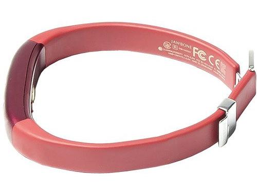 Фитнес-браслет Jawbone UP3, красный, вид 2