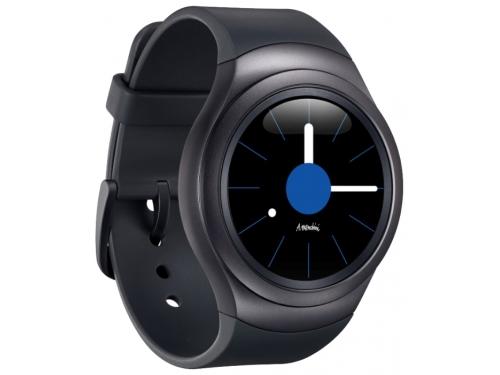 Умные часы Samsung GEAR S2 Sports, чёрные, вид 3