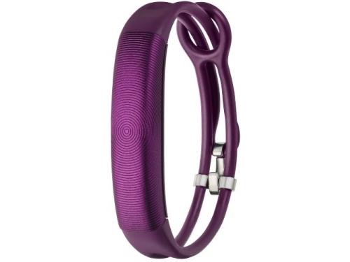 Фитнес-браслет Jawbone UP2, лиловый, вид 2