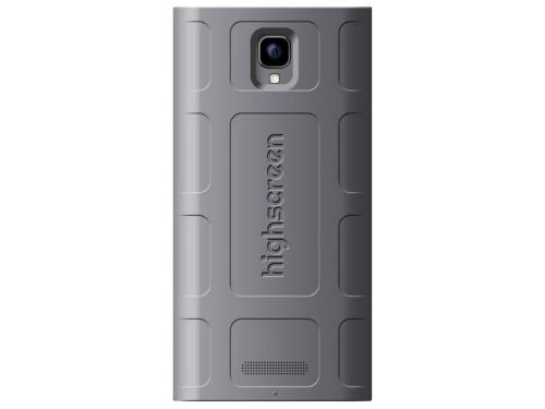Смартфон Highscreen Boost 3 серый, вид 2