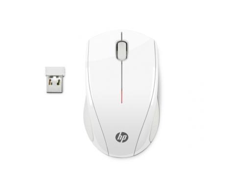 Мышка HP X3000 White N4G64AA, белая, вид 1