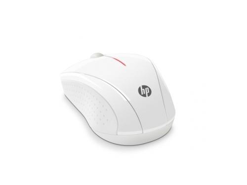 Мышка HP X3000 White N4G64AA, белая, вид 2