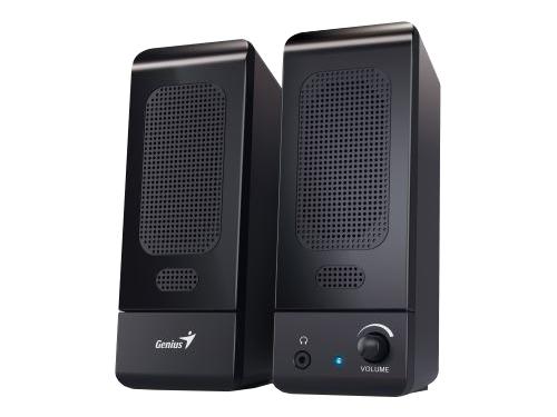 Компьютерная акустика Genius SP-U120, черная, вид 1